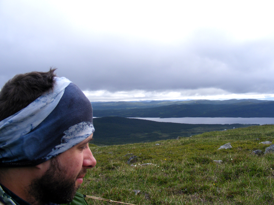 Torbjörn Carlsson, selfie
