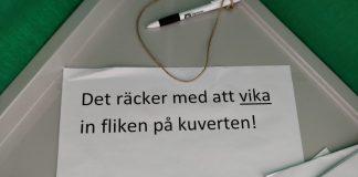 Läsarbild - Nya Dagbladet