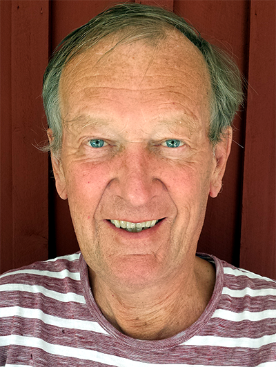 Anders Romelsjö startar Global Politics - Privat foto