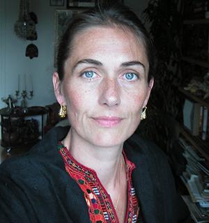 Annika Gran Charmolu varnar för Sverigesyndromet - Privat foto