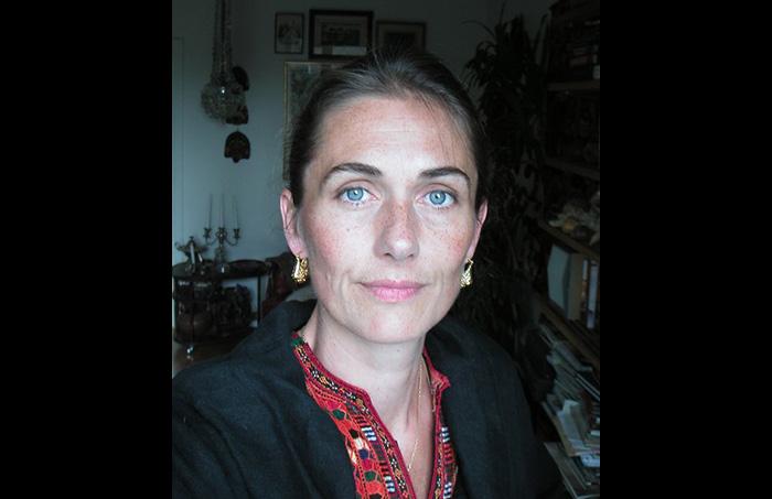Annika Gran Charmolu - Sverige kollapsar, privat foto