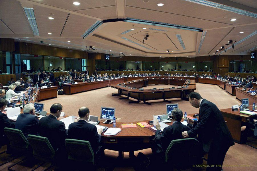 EU Council - Pressfoto: Council of European Union