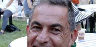 Gideon Levi (Acre Festival 2011): Foto: Hanay. Licens: CC BY-SA 3.0, Wikimedia Commons