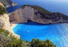 Den grekiska ön Zakynthos. Foto: Máté Markovics. Licens: CC0 1.0, Pixabay.com