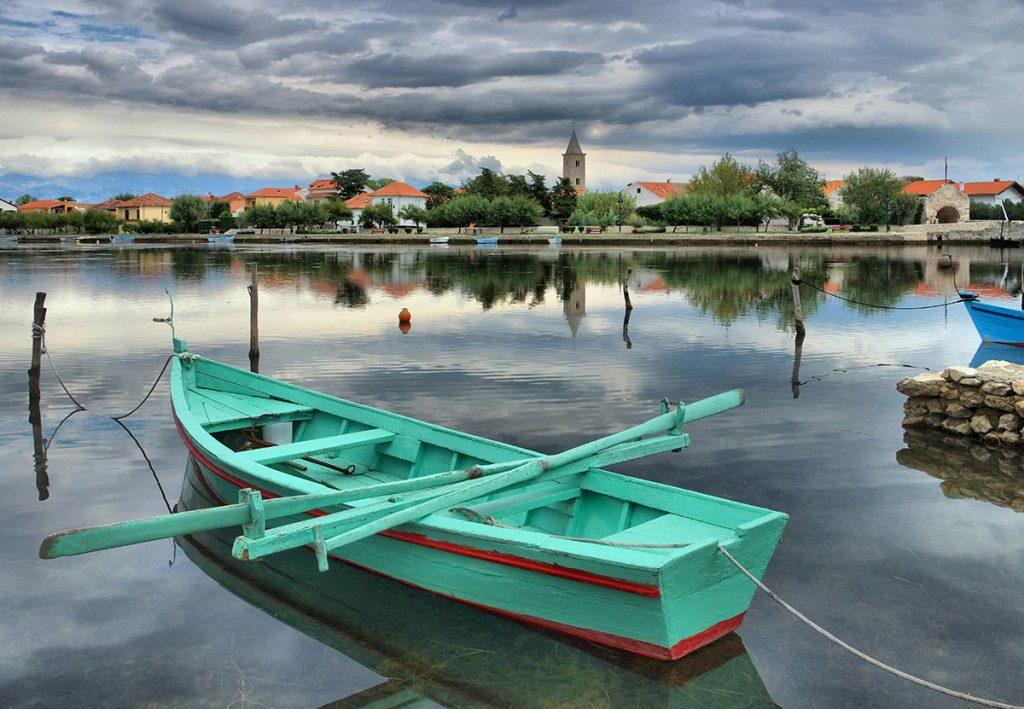 Bild: Staden Nin, Kroatien - Foto: Mike Blixt