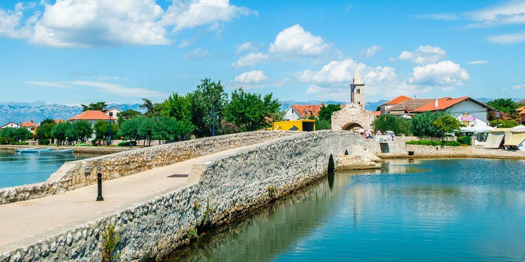 Staden Nin, Kroatien - Foto: Mike Blixt