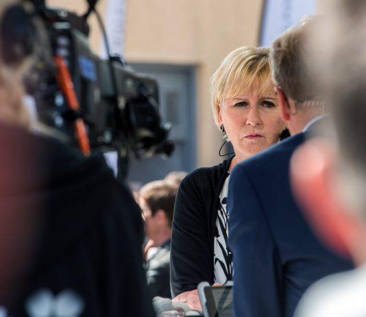 Margot Wallström (Socialdemokraterna)-Foto: Sten-Åke Stenberg. Licens:Redaktionell. Mostphotos.se