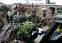 Norska trupper - Pressfoto: Forsvaret.no