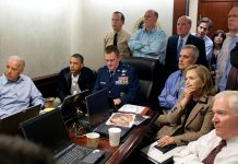The Situation Room - Foto: Pete Souza, public domain, Wikimedia Commons