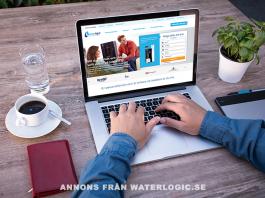 Annons från WaterLogic.se. Foto: Lukas Bieri. Licens: CC0 1.0, Pixabay.com