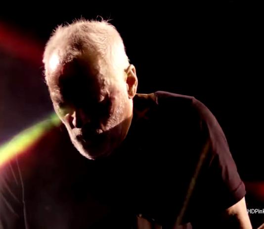 David Gilmour - Foto: Pink Floyd Channel
