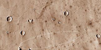 Elysium Planitia, Mars. Image: NASA/JPL-Caltech