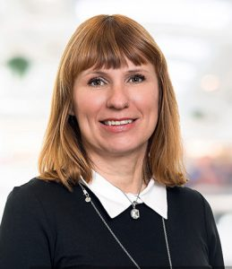 Lotteriinspektionens generaldirektör Camilla Rosenberg. Pressfoto: Lotteriinspektionen.se