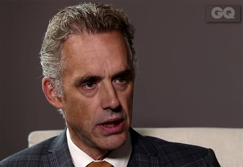 Jordan B. Peterson i oktober 2018 - Foto: GQ-magazine.co.uk