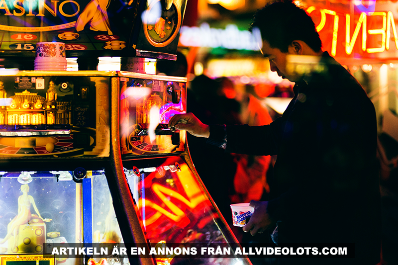 Casino. Foto: Negativespace.co. Pexels-licens
