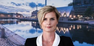 Caroline Högberg, pressfoto