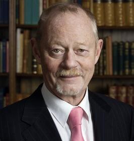 Leif Lewin, född 1941, innehade 1972-2008 professuren i vältalighet och statskunskap vid Uppsala universitet. Foto: Kjell B Persson (Kjellbpersson.com)