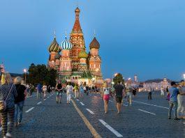 Moskva - Foto: Michael Siebert. Licens: CC0 1.0, Pixabay.com