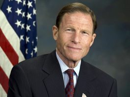Senator Richard Blumenthal (Connecticut). Foto: United States Senate. Public Domain (Wikimedia Commons)