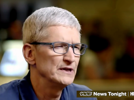 Tim Cook - Foto: Vice News Tonight HBO