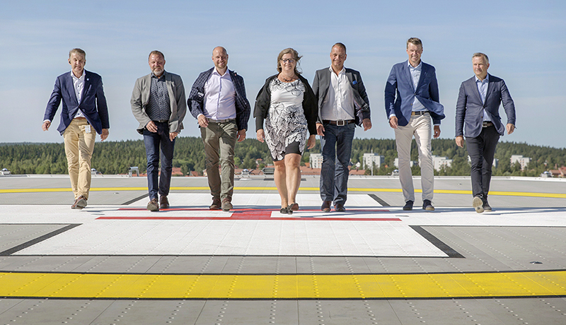 Umeå 5G tar höjd för framtidens digitala samhälle.