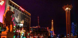 Las Vegas casinostaden. Foto: Michelle Maria. Licens: CC0, Pixabay.com