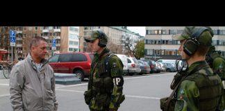 Svensk militärpolis - Foto: Katja Öberg-Lundgren,Försvarsmakten