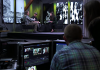 TV studio - BBC Newsnight
