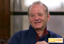 Bill Murray, 2018. Foto: Today.com - Sunday Sitdown
