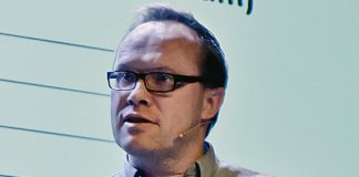 Martin Jönsson - Foto: Jarle H. Moe. Licens: CC BY-SA 2.0, Wikimedia Commons