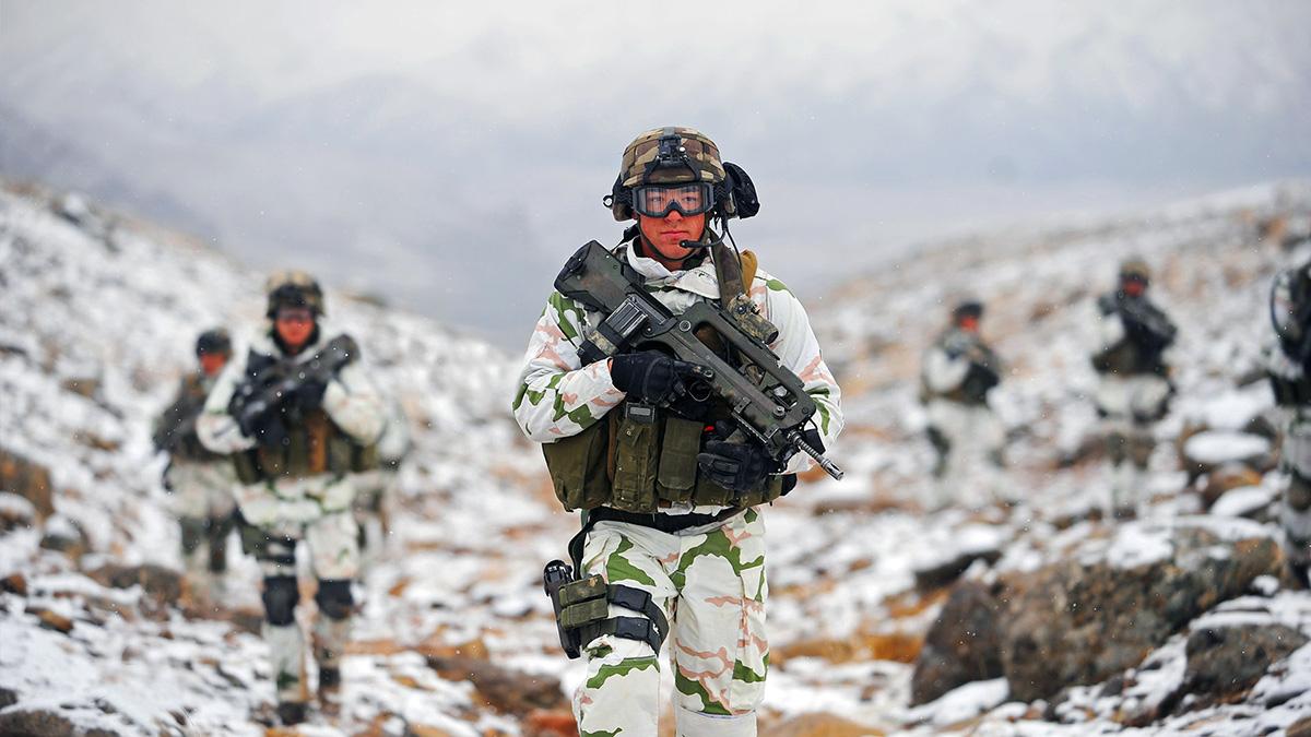 Military Arctic Foto Arktisoutdoor.co.uk
