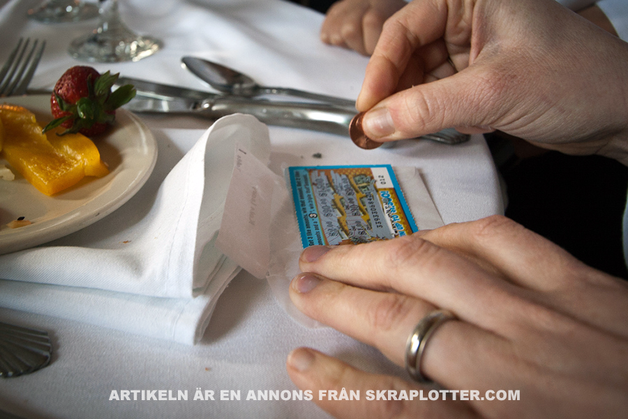 Skraplotter - Foto: Andrew Malone. Licens: CC BY 2.0, Flickr.com
