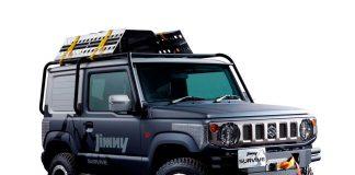 Bild: Suzuki Jimny Survive – Pressfoto: Suzuki