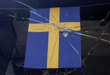 Svenska flaggan - Foto: Carina Andreasson, Mostphotos