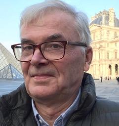 Torsten Sandström, selfie