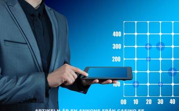 Statistik för den nya spelmarknaden. Foto: Gerd Altmann, Pixabay-licens