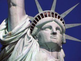 Frihetsgudinnan (Statue of liberty). Foto: Ronile. Licens: Free use, Pixabay.com