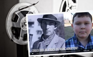 Marty Martin (tv) och Ryan Hammons (th). Montage: Mysteriousfacts.com