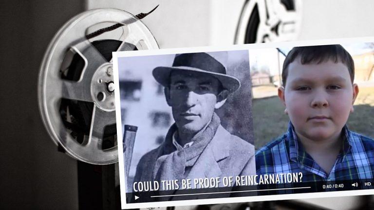 Göran Johannesson, psykolog: Pojken som mindes ett tidigare liv i Hollywood