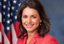 Tulsi Gabbard - Pressfoto: US Congress, Public Domain