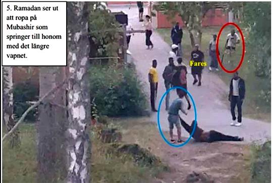 Vivalla-morden - Foto från förundersökningen - Polisen