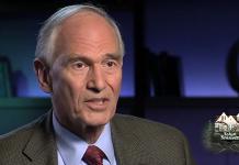 William Moomaw, Tufts University Professor. Foto: ReasonTV