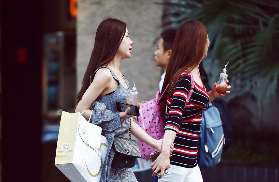 Kinesiska ungdomar. Foto: Pexels.com. Licens: CC0.