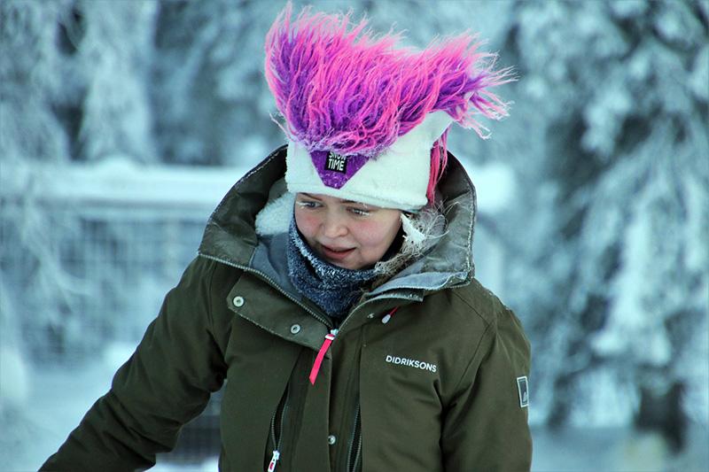 8-årig flicka rånades. Flickan på bilden är inte offret. Foto: Julita Bodensee. Pixabay.com-licens (free use)
