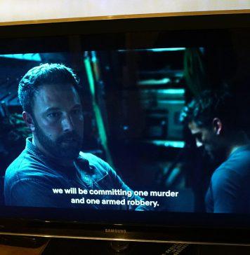 """Ben Affleck i filmen """"Triple Frontier"""", Netflix. Foto: NewsVoice"""