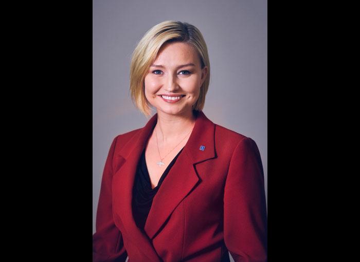 Ebba Busch-Thor. Pressfoto: Kristdemokraterna.se