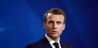 Emmanuel Macron - Pressfoto: Europaparlamentet