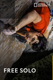 Free Solo- Filmaffisch: National Geographic