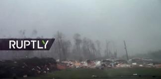 Tornados i Alabama 4 mars 2019 - Foto: Ruptly