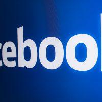 Facebook logo. Foto: Stock Catalog. Licens: CC BY 2.0